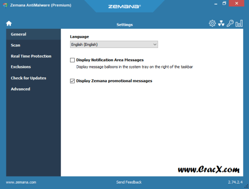 Zemana AntiMalware Premium 2.74.2.4 Crack & Keygen Download
