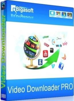 Bigasoft Video Downloader Pro 3.14.7.6412 Keygen Download
