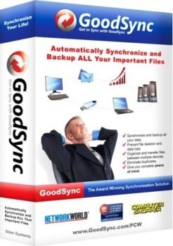 GoodSync Enterprise 10.5.2.5 Patch + License Key Download