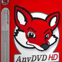 RedFox AnyDVD HD 8.1.7.0 Patch + License Key Download