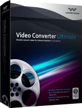 Wondershare Video Converter Ultimate 10.0.2.64 Crack Download