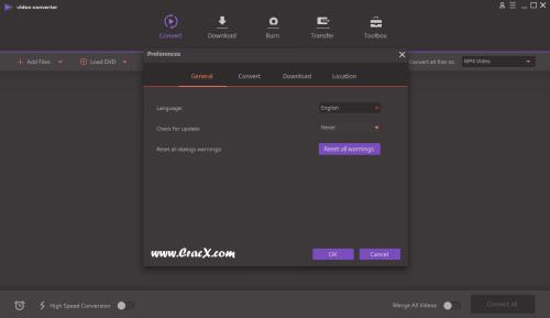 Wondershare Video Converter Ultimate 10.0.2.64 Keygen Download
