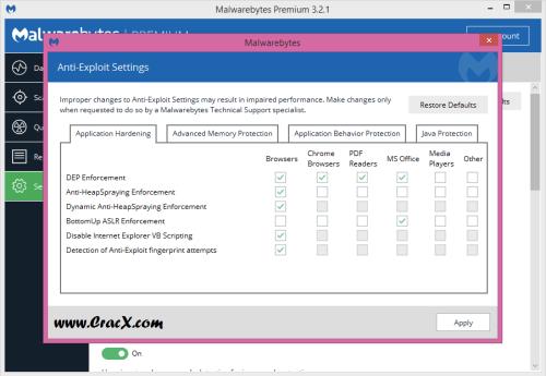 Malwarebytes Premium 3.2.1.2008 Beta 2 + Patch Download