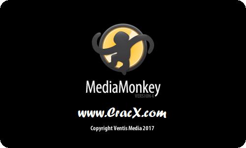 MediaMonkey Gold 4.1.18.1845 Crack & Keygen Download