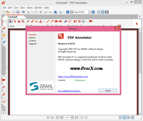 PDF Annotator 6.1.0.615 Keygen + Activator Free Download