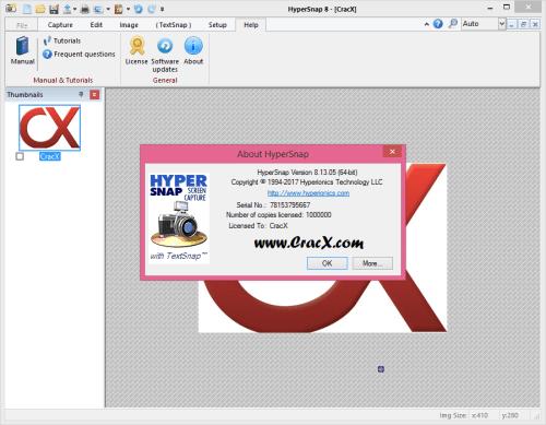 HyperSnap 8.13.05 Full Keygen & Activator Download
