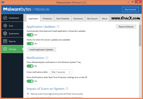 Malwarebytes Premium 3.2.2.2029 License Key + Patch Download