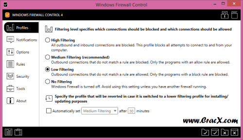 Windows Firewall Control 4.9.9.4 Patch + License Key Download