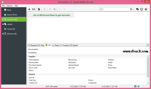 uTorrent Pro 3.5.0 build 44090 Portable + Patch Download