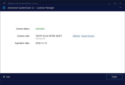Advanced SystemCare Pro 11.0.3.186 Crack Key Download