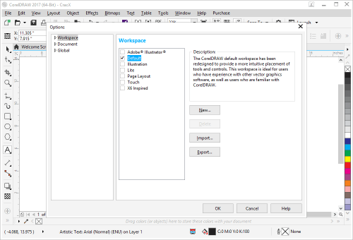 CorelDRAW Graphics Suite 2017 Full Serial Number Download