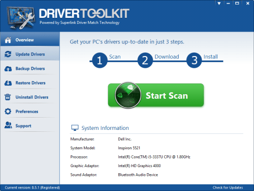 Driver Toolkit 8.5.1 License Key + Patch [2017] Download