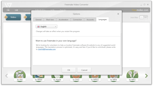 Freemake Video Converter Gold 4.1.10.20 + Crack Download