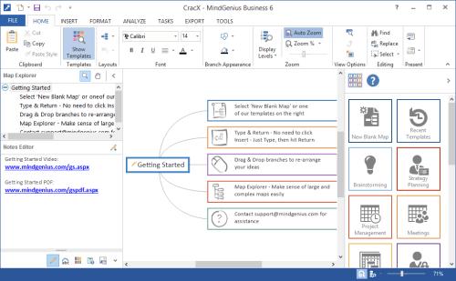 MindGenius Business 6.0.4.6659 Serial Key + Patch Download
