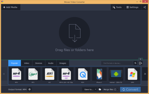 Movavi Video Converter 18.0.0 Patch & License Key Download