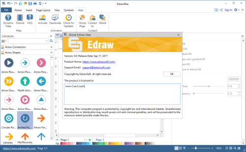 Edraw Max 9.0 {2018} Full Keygen & Activator Free Download