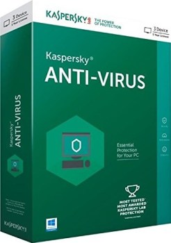 Kaspersky Antivirus 2018 License Key + Full Crack Download