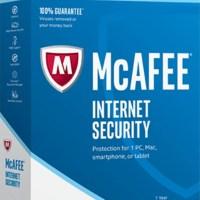 McAfee Internet Security 2017 Crack & License Key Download