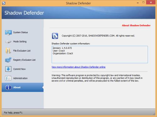 shadow defender download