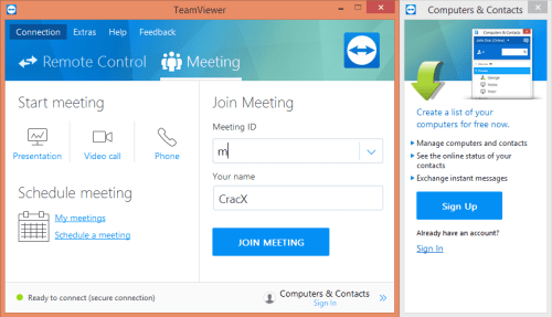 TeamViewer 13.0.5640 All Edition License Key + Crack Download