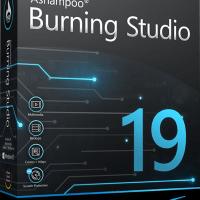 Ashampoo Burning Studio 19.0.1.5 Crack + License Key Download