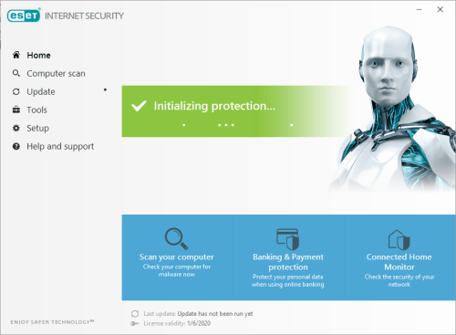 ESET Internet Security 11.0.159.0 Patch & License Key Download
