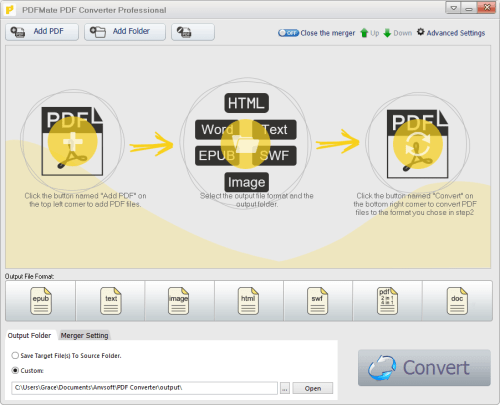 PDFMate PDF Converter Professional 1.86 Full Patch Download