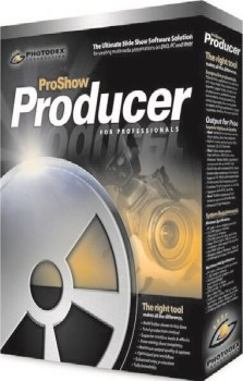 ProShow Producer 9.0.3793 License Key + Crack Download