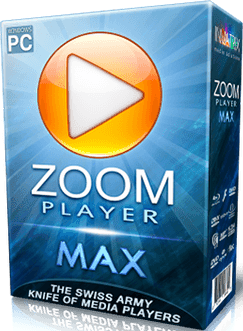 Zoom Player MAX 14.1 Build 1410 Crack & Serial Key Download