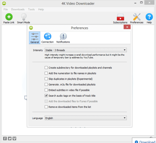 4K Video Downloader 4.4.5.2285 Patch + Serial Key Key Download