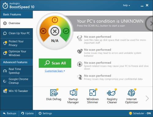 Auslogics BoostSpeed 10.0.7.0 License Key + Patch Download