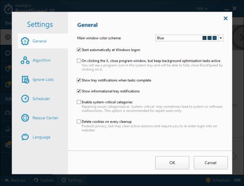 auslogics boostspeed windows 10