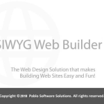 WYSIWYG Web Builder 12.5.0 Patch & License Key Download