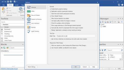 WYSIWYG Web Builder 12.5.0 Serial Key & Crack Download