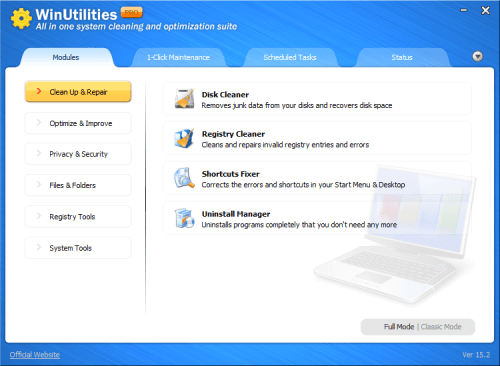 WinUtilities Professional Edition 15.2 Patch & Serial Key Download