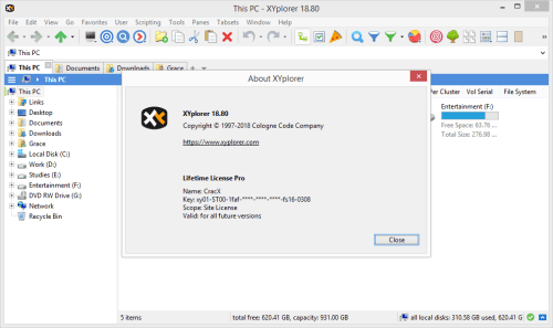 XYplorer 18.80.0000 Full Keygen & Activator Download