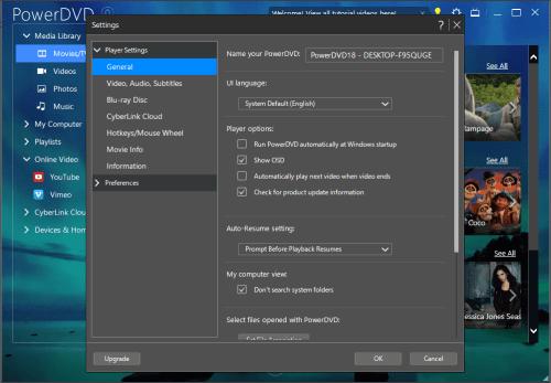 CyberLink PowerDVD Ultra 18.0.1529.62 + Patch {2018} Download