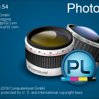 PhotoLine 20.54 Full Patch & License Keygen Download