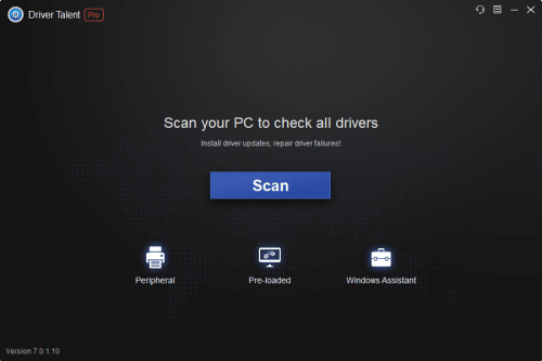 Driver Talent Pro 7.0.1.10 Serial Key & Patch Download