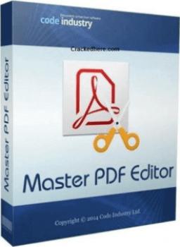 master pdf editor serial