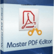Master PDF Editor 5.0.03 Full Patch & Serial Key Download