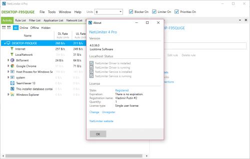 NetLimiter Pro 4.0.36.0 Full Keygen & Activator Download
