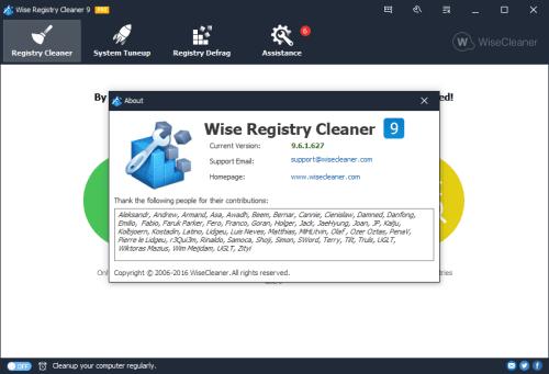 Wise Registry Cleaner Pro 9.6.1 Keygen & Activator Download