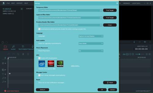 Wondershare Filmora 8 7 6 2 license key