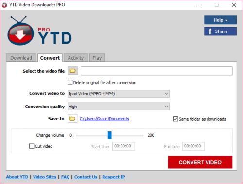 YTD Video Downloader Pro 5.9.7 Full Crack & Key Download