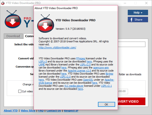 YTD Video Downloader Pro 5.9.7 Keygen & Activator Download