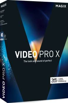 MAGIX Video Pro X10 16.0.1.236 Crack & Serial Key Download