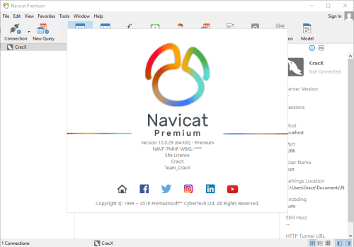 Navicat Premium 12.0.29 Full Keygen & Activator Download