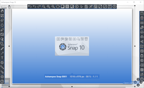 Ashampoo Snap 10.0.7 Full License Key + Patch Download