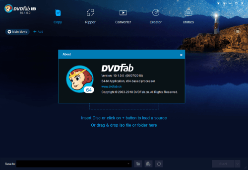 DVDFab 10.1.0.0 Full Keygen & Activator Latest Download